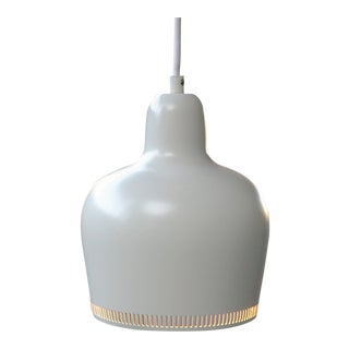 Alvar Aalto Golden Bell Pendant Lamp