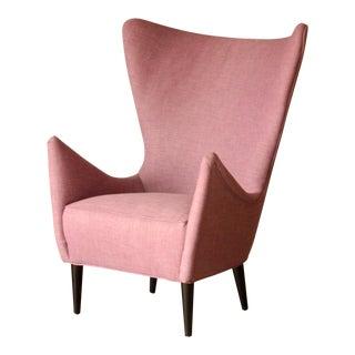 Emporium Home Lilac Mona Chair