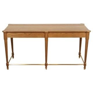 Niguel Desk in Smoked Oak by Lawson-Fenning