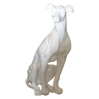 Decorative Resin Dog Statue