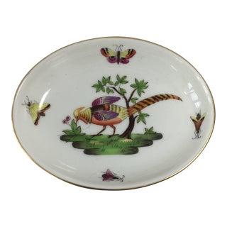 Herend Hungary Pheasant Dish