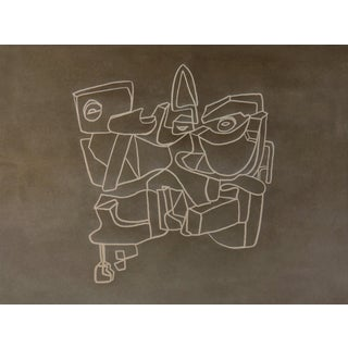 Sangrote Painting by Gabriela Valenzuela-Hirsch