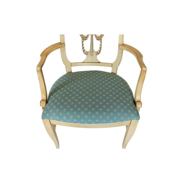 Neoclassical Dining Chairs S/4 - Image 5 of 10