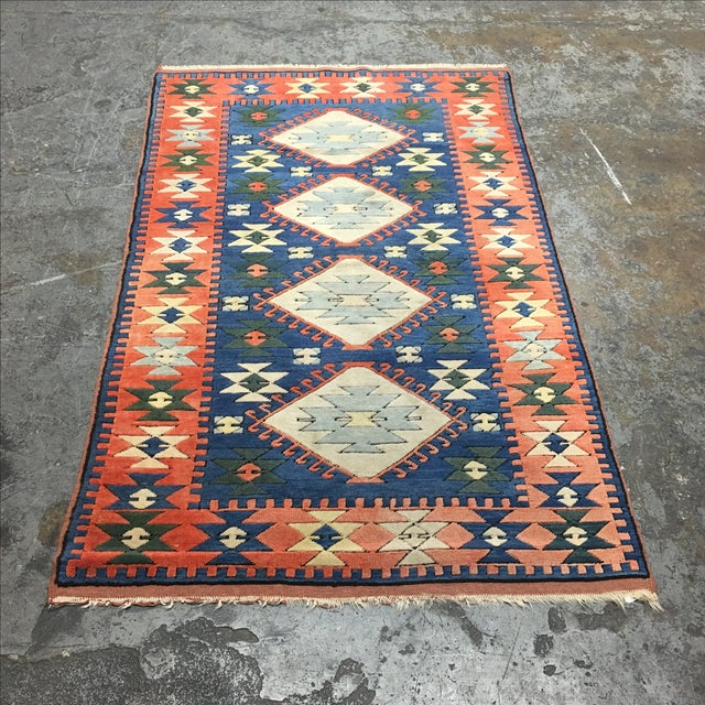 Sultanhani Turkish Hand-Woven Rug - 4' X 7' - Image 2 of 5