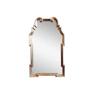 Contemporary Gilded Wall Mirror