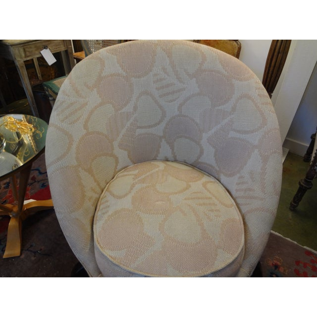 Mid-Century Jean Royère Style French Chair - Image 3 of 8