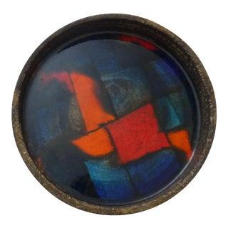 Bitossi Mid-Century Modern Centerpiece Pottery Bowl