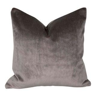 Mink Mohair Pillow Cover