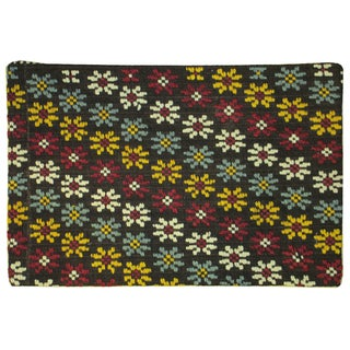 Vintage 1960s Kilim Pillow Cover