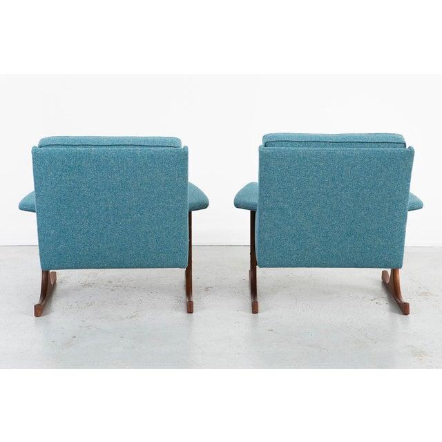 Set of IB Kofod-Larsen Lounge Chairs - Image 4 of 10