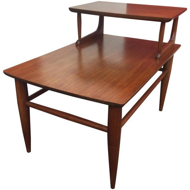 Image of Mersman Mid Century Modern Magazine Table