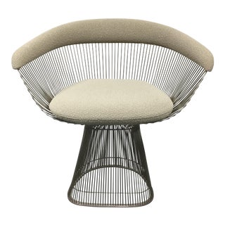 Warren Platner for Knoll Italy Arm Chair