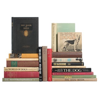 Midcentury Books, World of Dogs - 20
