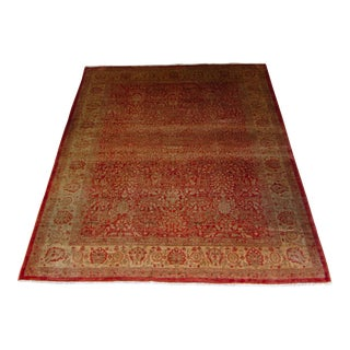 "Red and Gold Pak Persian Area Rug - 10'3"" X 8'2"""