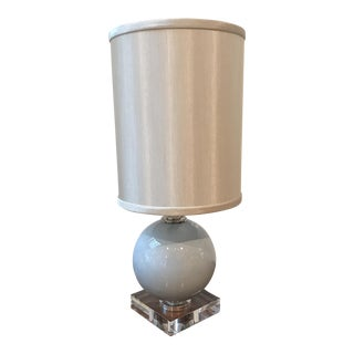Transitional Style Accent Lamp