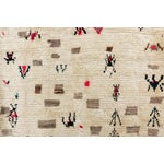 "Image of Vintage Azilal Moroccan Berber Rug - 4'1"" x 7'5"""