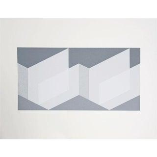 "Josef Albers ""Portfolio 2, Folder 23, Image 1"" Print"