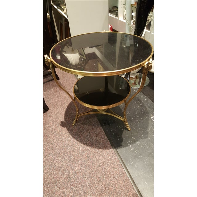 Image of Arteriors Aries Side Table
