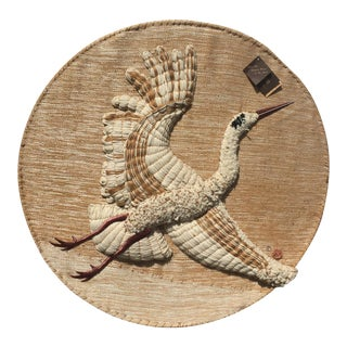Don Freedman Bird Textile Wall Art