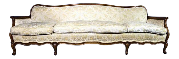 Widdicomb Mid Century French Provincial Sofa
