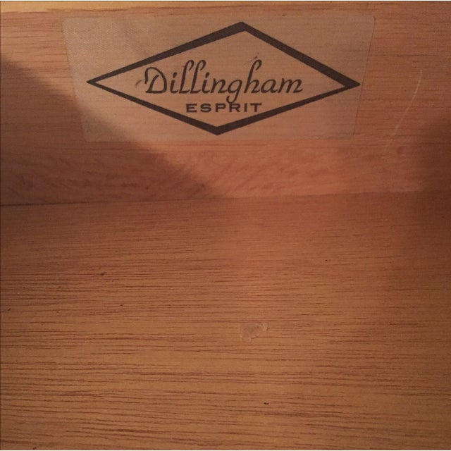 Mid-Century Dillingham Esprit Collection Hutch - Image 6 of 6