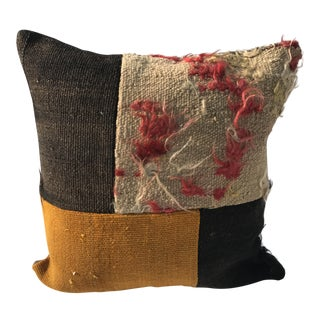 Multicolor Turkish Kilim Pillow Cover