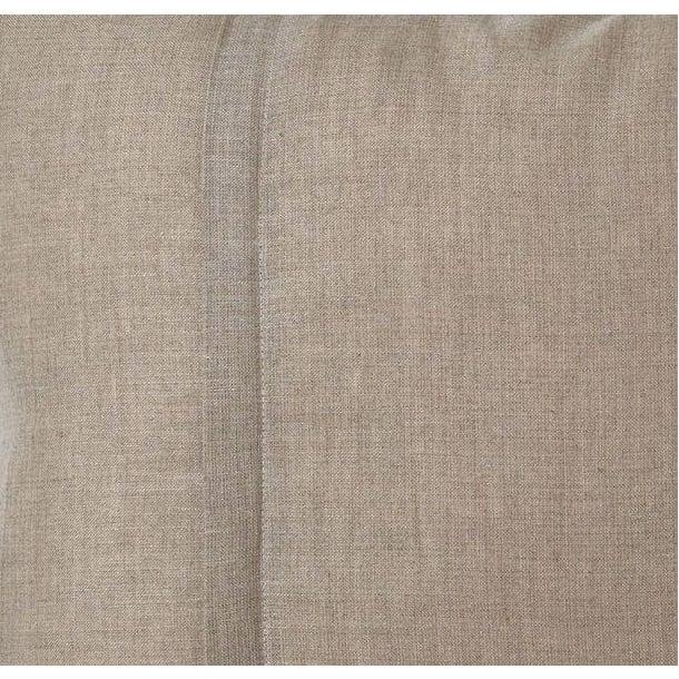 Multi-Colored Silk Velvet Ikat Pillow - Image 3 of 3