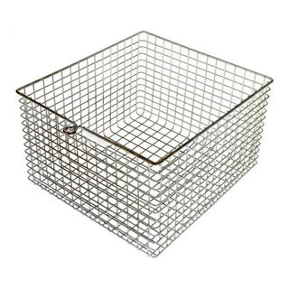 Vintage Wire Mesh Baskets