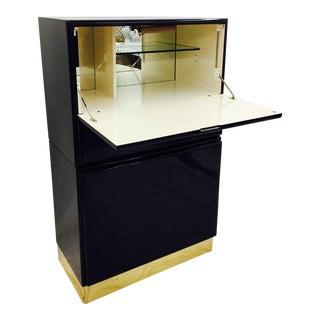 Vintage Milo Baughman Vanity Desk