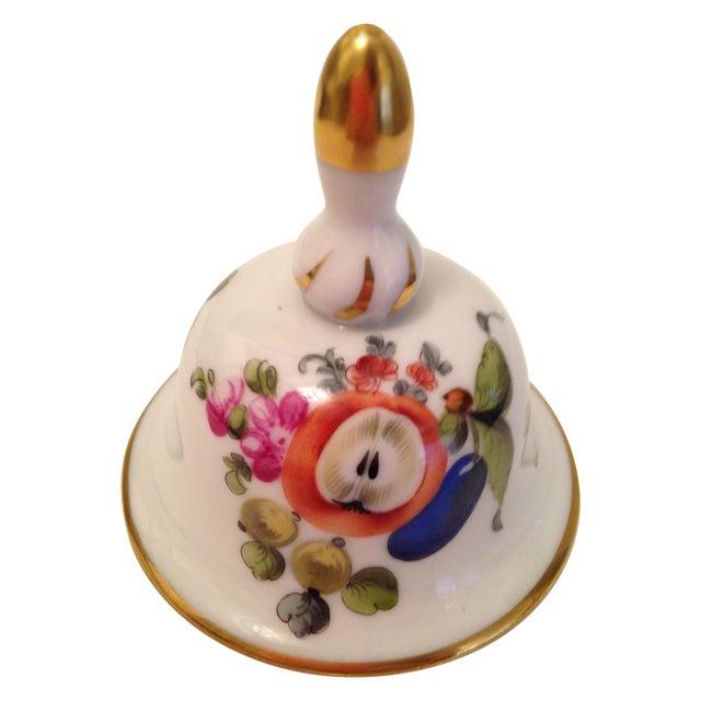 Image of Vintage Herend Bell
