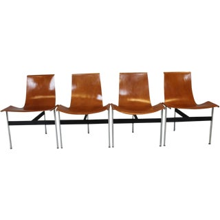 William Katavolos T-Chairs - Set of 4