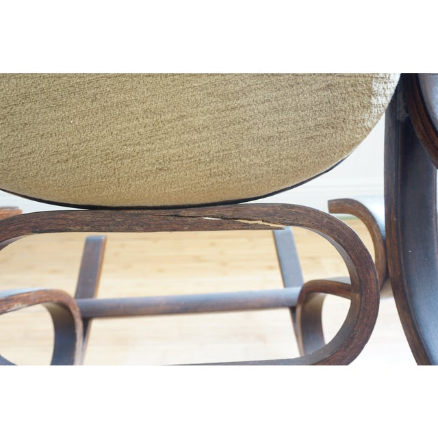 Image of Thonet Style Bentwood Rocking Chair