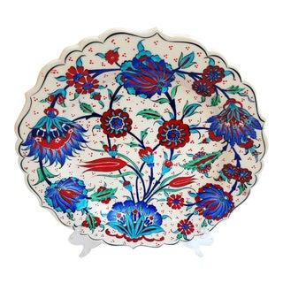 Ceramic Tile Art Plate
