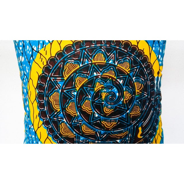 Image of Sunstone African Dutch Wax Pillow Covers - A Pair