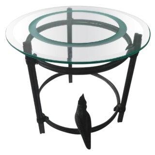 DIEGO GIACOMETTI INSPIRED BRONZE COCKATOO TABLE