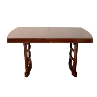 Art Deco Extension Dining Table
