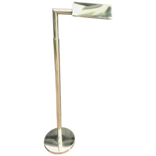 Koch & Lowy Brass Reading Lamp