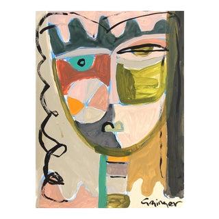 "Lesley Grainger ""Olivia-Jane"" Original Face Painting"