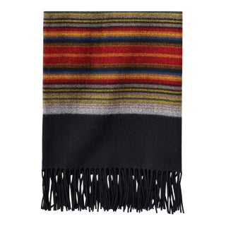 Pendleton Arcadia Wool Throw - New With Tags