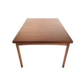 Walnut Dining Table by Folke Ohlsson for DUX