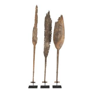 Sarreid Ltd. Borneo Paddles - Set of 3