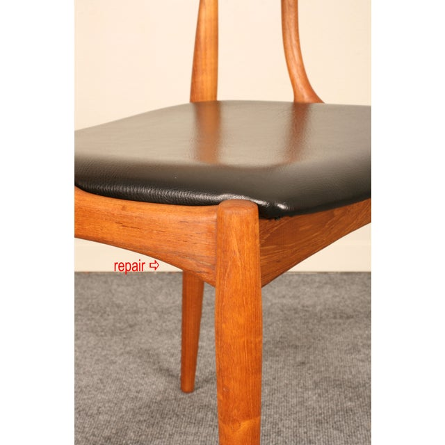 Image of Johannes Andersen Model 16 Dining Chairs - S/4