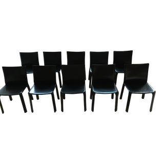 Mario Bellini for Cassini Dining Chairs - Set of 10