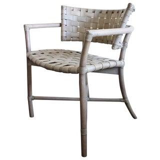 McGuire Steven Volpe Crin Arm Chair