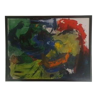 Jon Roe Modern Abstract Painting
