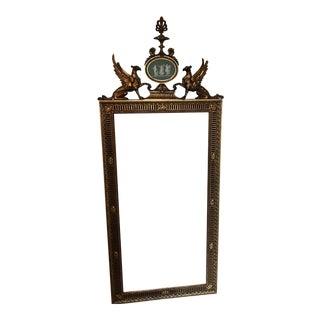 Gold Gilt Wood Mirror