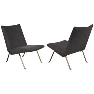 Koene Oberman Pair of Easy Chairs, circa 1950