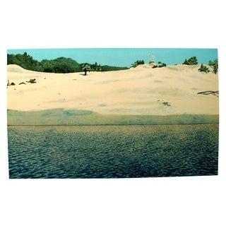 Tidal Pool, Cumberland Island Print