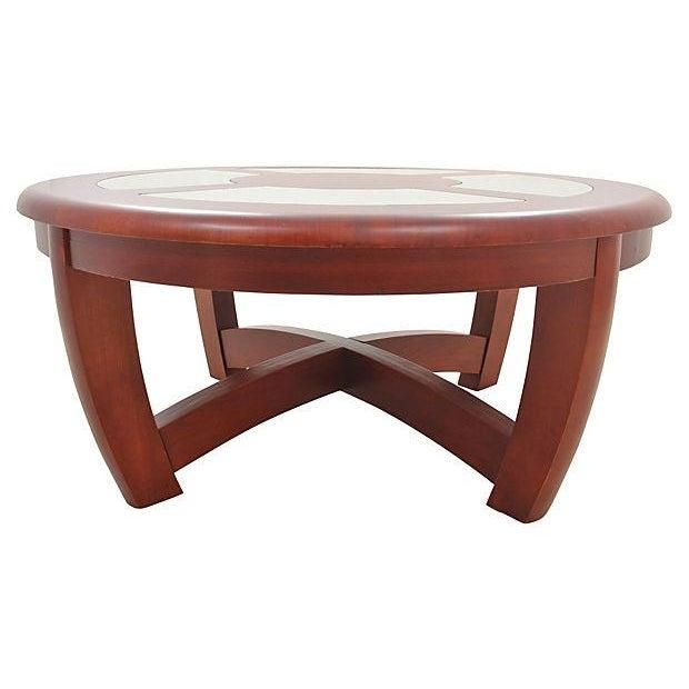 Mirrored Ming Coffee Table Chairish