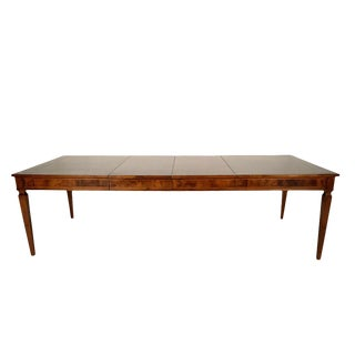 Antique Italian Neoclassical-Style Dining Table